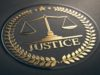 Golden Justice Symbol