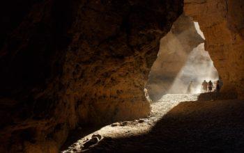 Sesriem Canyon at Sossusvlei, Namibia